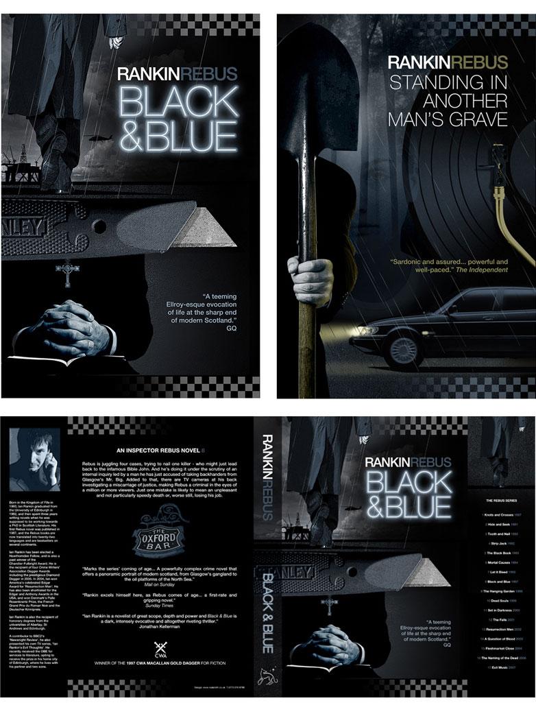 Rankin Rebus Book Cover