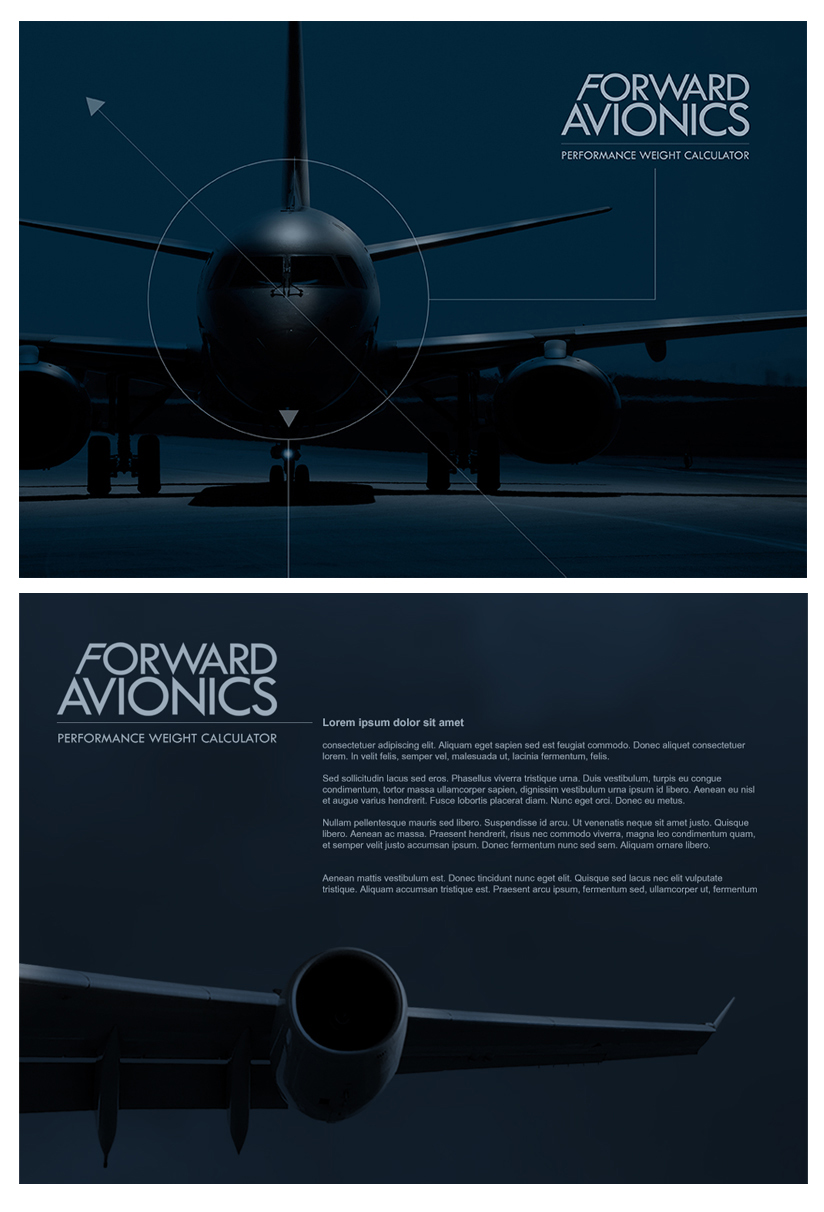 Forward Avionics