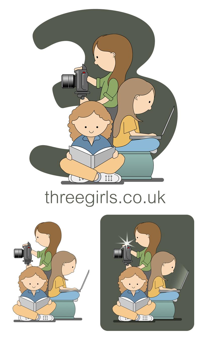 3 Girls Media